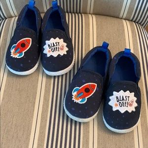 Toddler Shoes 6, Toddler Slip On shoes, size 6